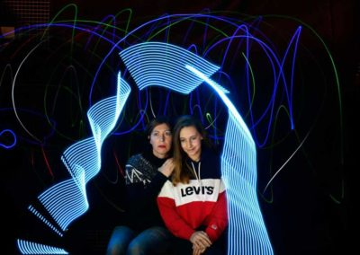 lightpainting par le photoclubmouansois
