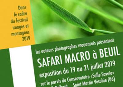 macro photographies photoclub mouansois St martin de Vésubie